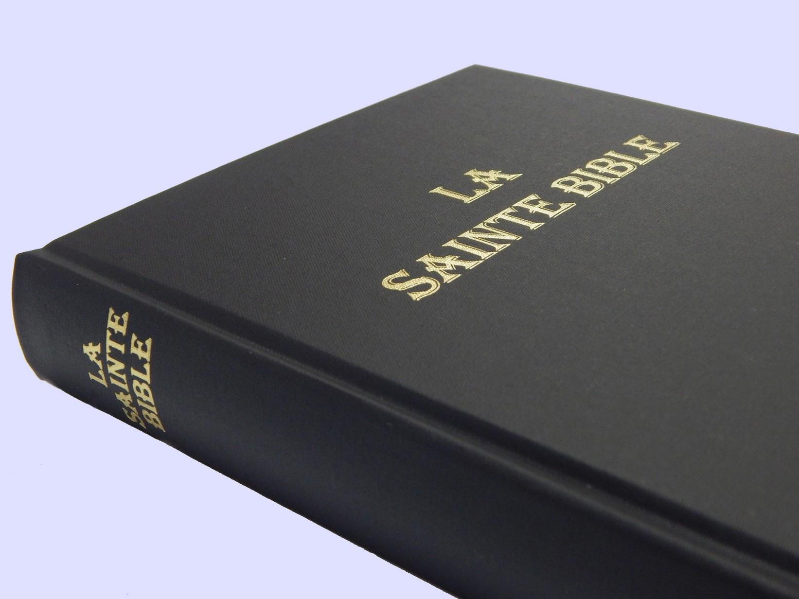 Textes Reçus Français (FTR) bible 2014: revision de la Bible Ostervald de 1744