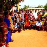 Pasteur Monette prêche au Togo (2014)