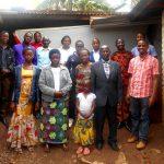 Missionnaire Emmanuel Mihigo au Congo (2016)
